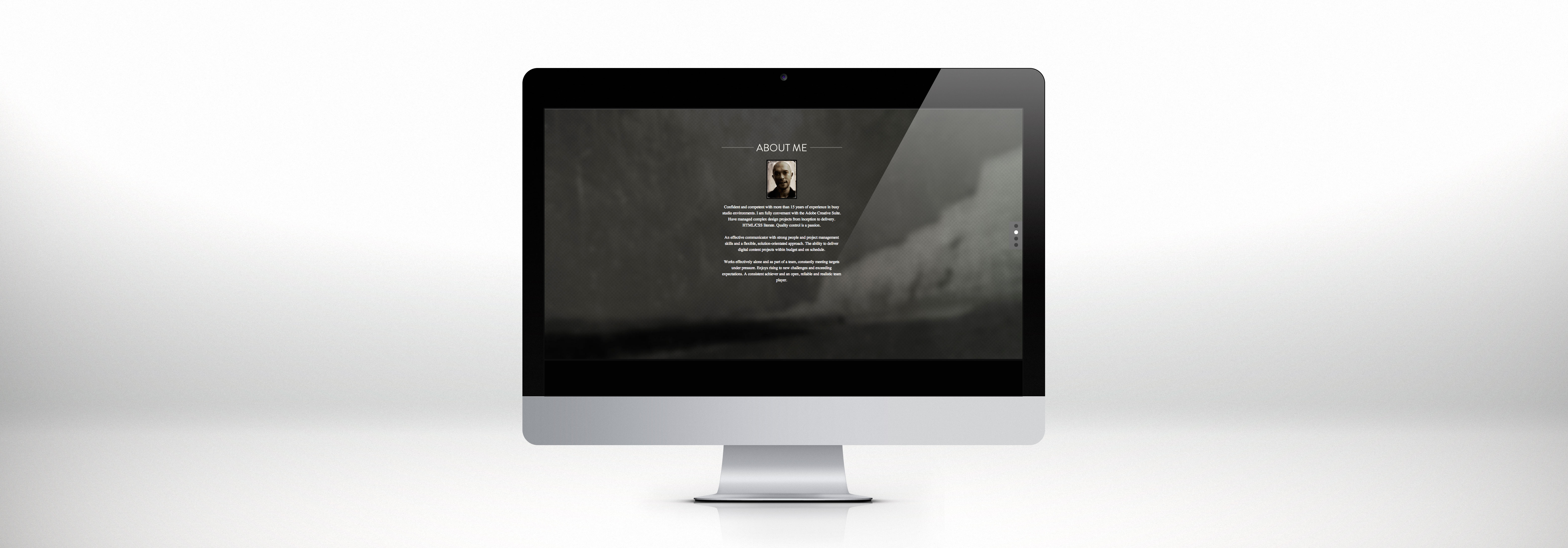 Imac template viewing gallery